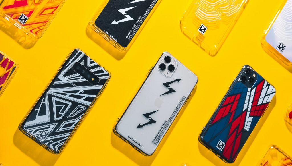 Smartphones variados