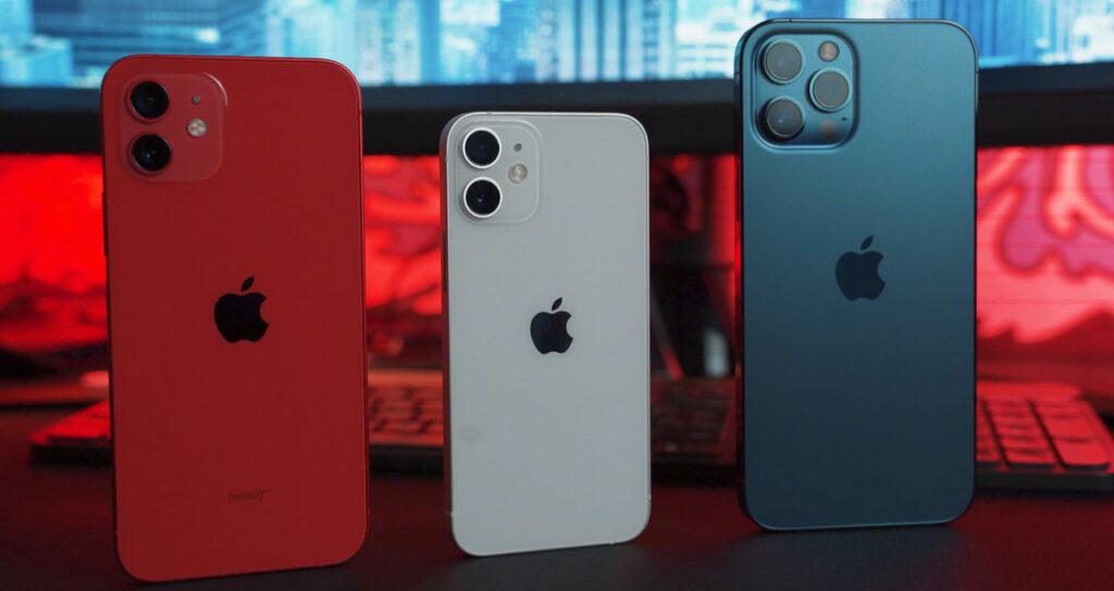 linha de iphones 11 plus e pro várias cores